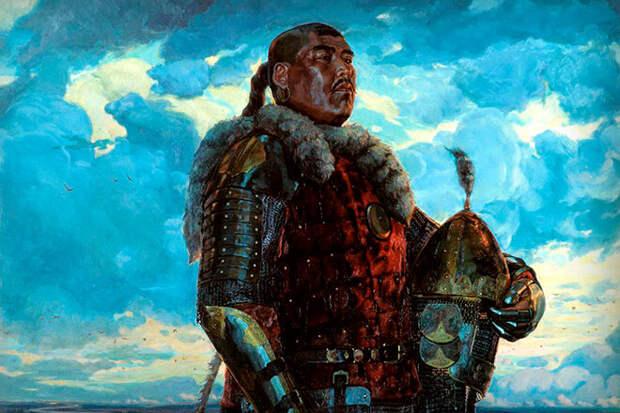 Кто такой Мамай, с которым русские бились на Куликовом поле