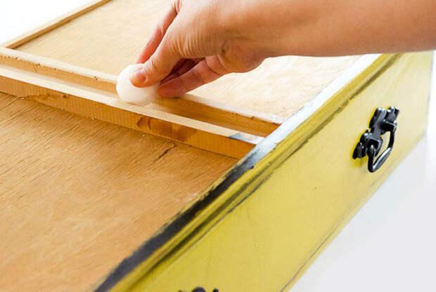 Смазка для деревянных направляющих| Фото: Make-Self.