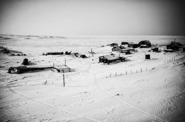 Диксон— самая северная обитаемая часть России