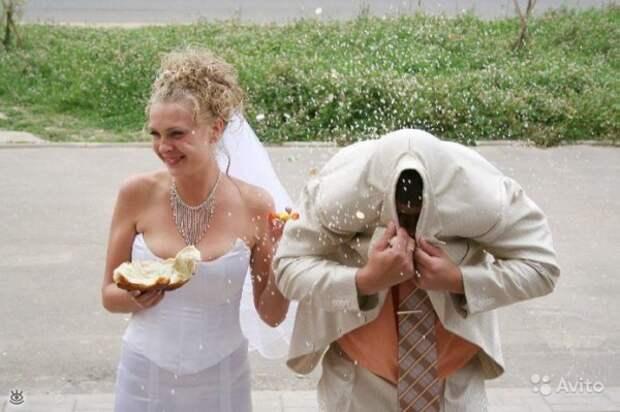 Свадебные альбомы и смешные фото