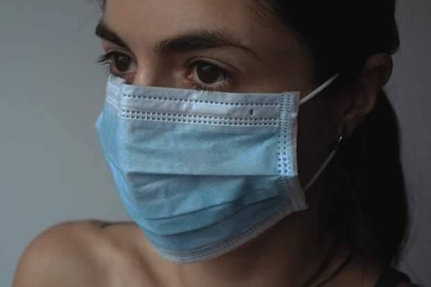 На Крымском полуострове уменьшаются запасы медицинских масок