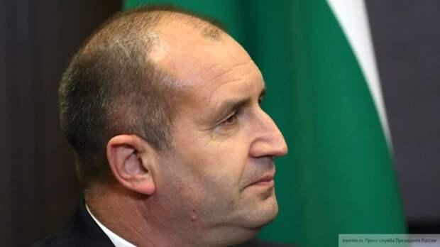 Румен Радев распустил парламент Болгарии