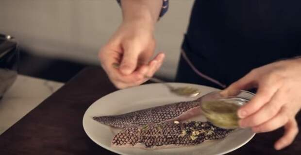 Рыба получится на славу!