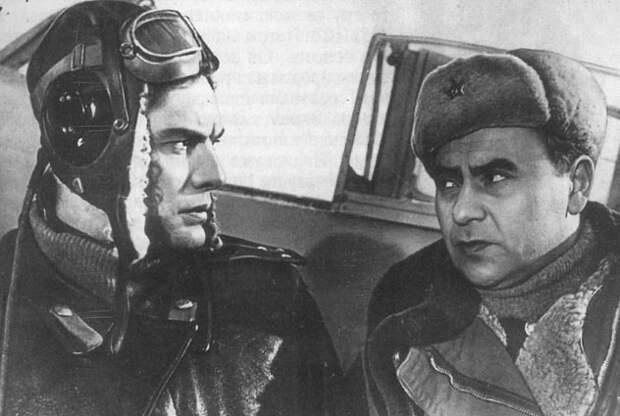 Кадочников Павел Петрович актёр, народный артист СССР