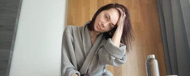 У Самбурской случилась истерика из-за плохого ремонта в квартире