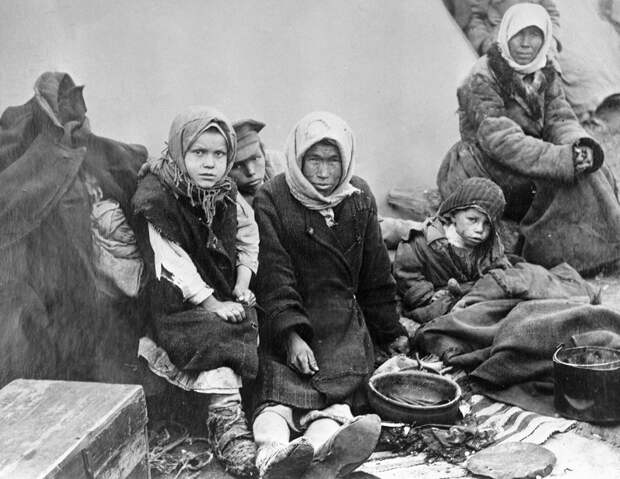 Когда ипочему голодали вСССР