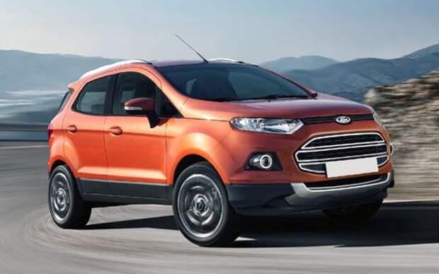 Модули не поняли друг друга: Ford EcoSport отзывают в России