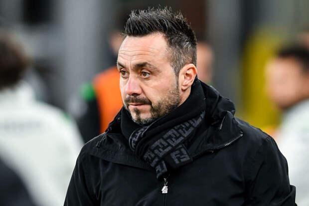 Тренер «Сассуоло» заявил, что не желает играть с «Миланом»