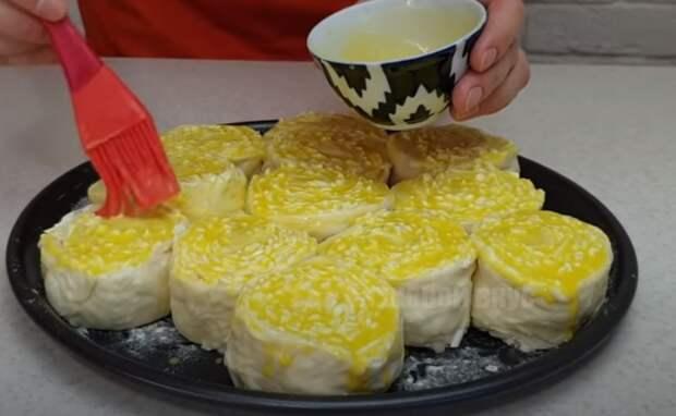 Этот Болгарский пирог всех просто поразил. Воздушный  Тутманик: по-домашнему вкусная слоистая выпечка