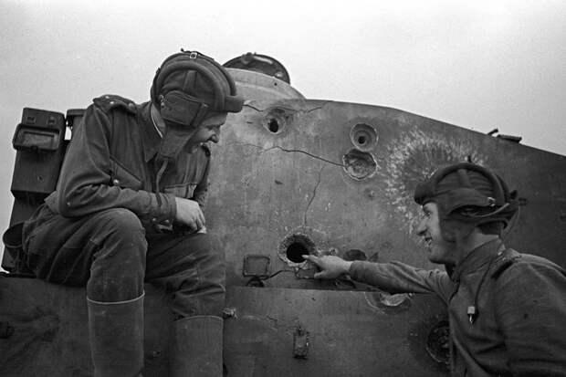 Как проходили испытания немецкой бронетехники в Кубинке в годы войны