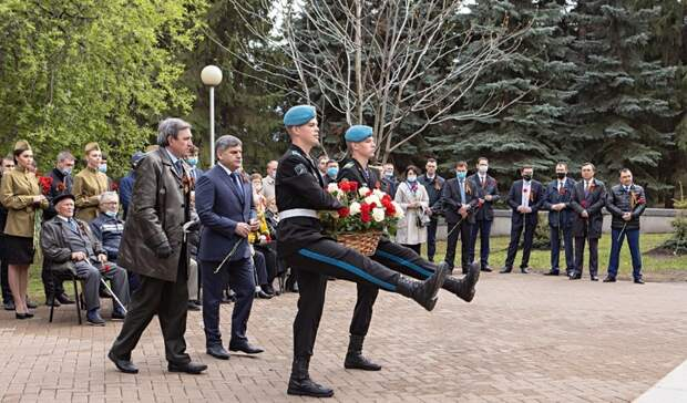 Тепло наших сердец. В канун 9 Мая нефтяники чествуют ветеранов и тружеников тыла