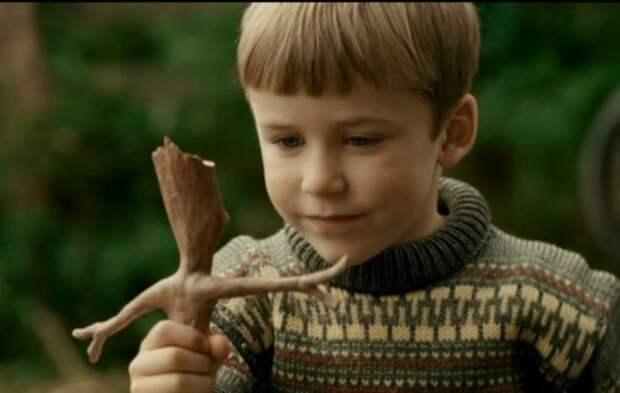 Кадр из фильма «Приключения коряжки», 2009 год. / Фото: www.liwu.de
