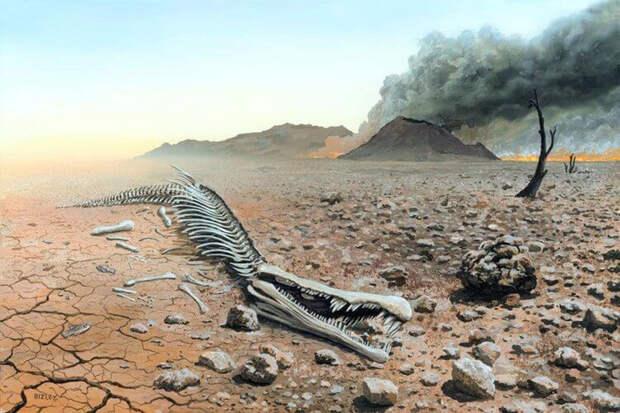 К сожалению, для нашей планеты массовые вымирания — привычное явление