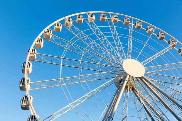 Египет удивит туристов гигантским колесом обозрения