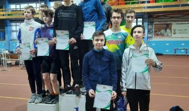 Тагильчане стали призерами напервенстве Свердловской области полегкой атлетике