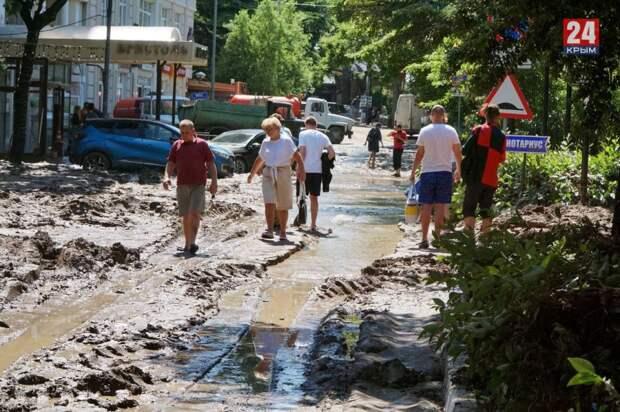 Где в Ялте есть вода 19 июня 2021