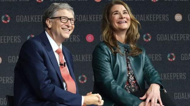 Лена Миро назвала развод Билла Гейтса «просчитанной провокацией» его супруги
