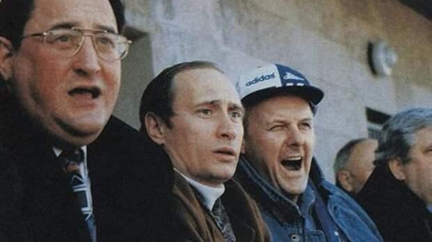 Экс-тренер «Зенита»: Собчак ходил на матчи вместе с Путиным и Мутко