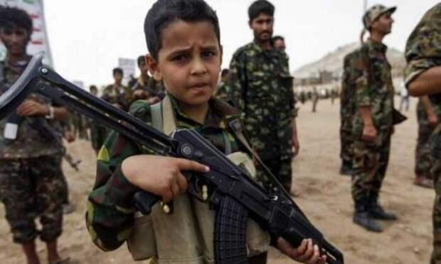 В Сирии протурецкая группировка подготовила из детей боевой отряд