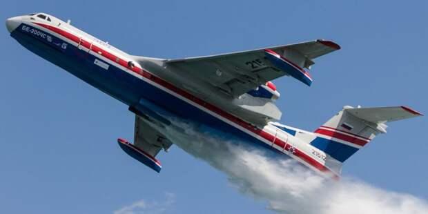 Для Бе-200 будет разработан новый авиадвигатель ПД-8