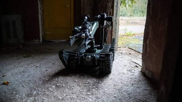 Робототехнический комплекс «Капитан»