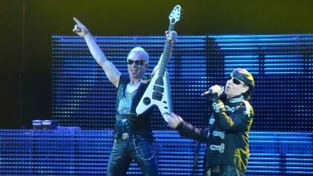 Песню группы Scorpions назвали причиной распада СССР