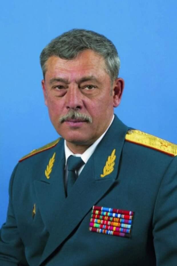 Ушёл из жизни генерал-лейтенант внутренней службы Виктор Иванович Климкин. Фото: МЧС
