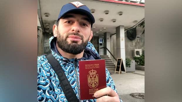 Чемпион мира и двукратный чемпион России по вольной борьбе Цаболов перешел в сборную Сербии