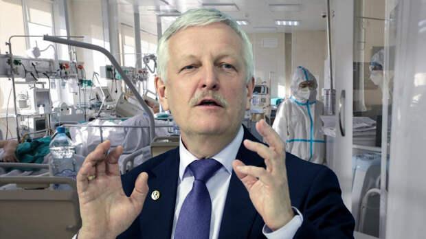 О росте заболеваемости коронавирусом в регионах России рассказал эпидемиолог