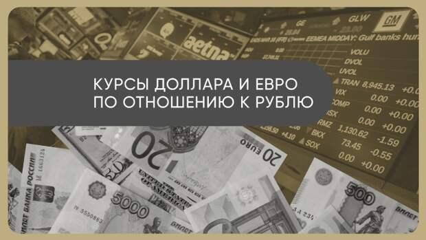 Снижение деловой активности в России оказывает давление на курс рубля