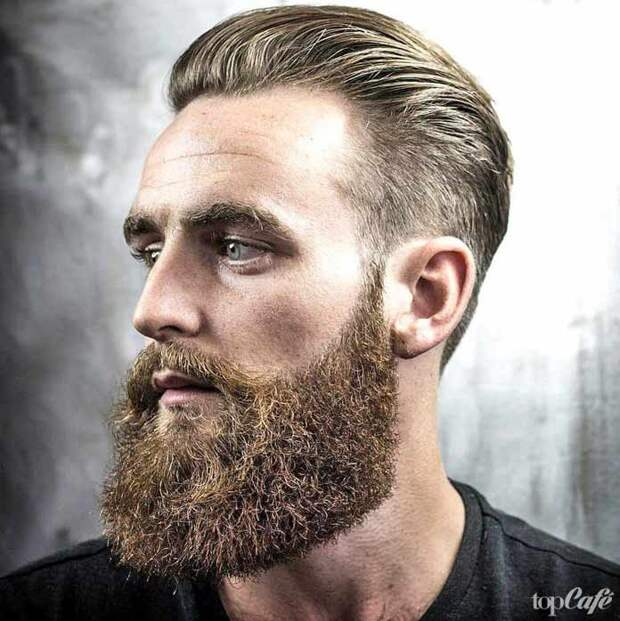 Интересные факты о бороде и усах: Времена года и борода