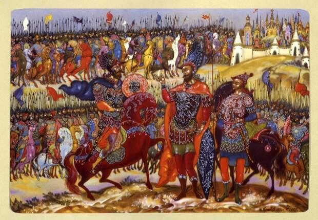 """Русское царство и """"древние укры"""": Первая печатная карта – лучший ответ сумасшествию Киева"""
