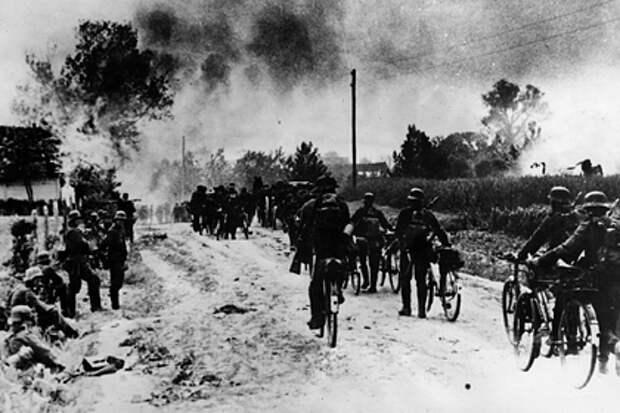 В списке преступлений Гитлера обнаружили крупнейшую кражу велосипедов