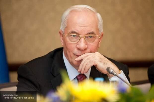 Азаров рассказал, какую хитрость придумал МВФ для Украины, чтобы вернуть кредит