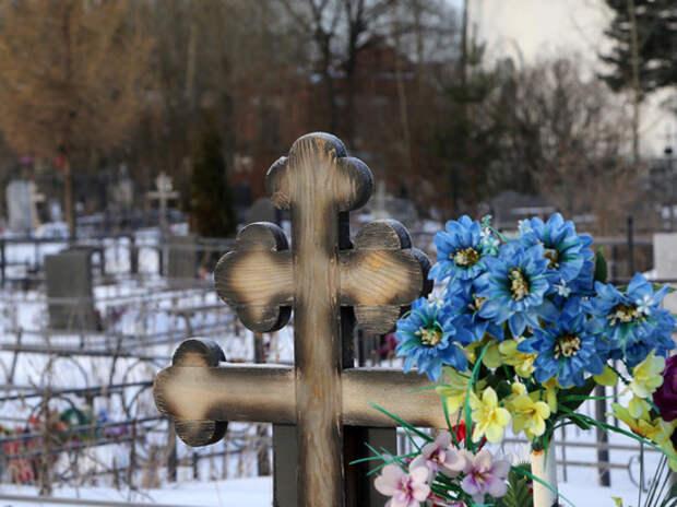 Теперь есть тысяча мест для захоронения тех, кто погибнет в боях за город
