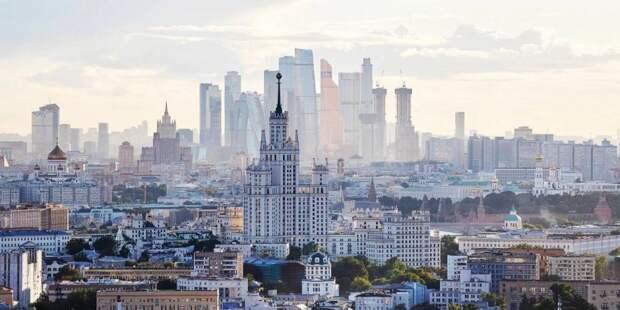 Сенатор Инна Святенко: СФ уделяет особое внимание проектам по улучшению качества жизни. Фото: mos.ru