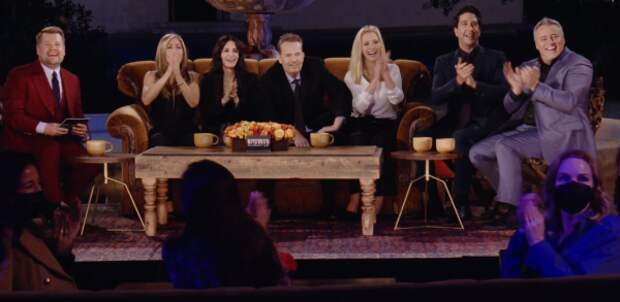 Жизнь после: почему новый эпизод сериала «Друзья» невозможно смотреть без слез