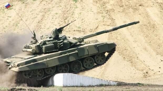 ВСША назвали Россию «мировым танковым королем»