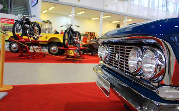 от Москвича до Ferrari: самые крутые ретрокары олдтаймер галереи