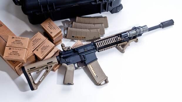 Закон по обороту оружия предложили ужесточить после трагедии в Казани