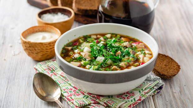 Спасти летний суп: правила хранения окрошки