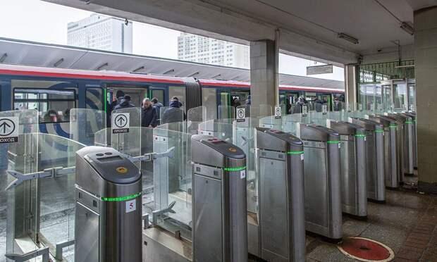 Интервалы движения поездов на Таганско-Краснопресненской линии метро увеличены
