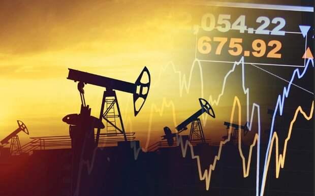 рынок нефти, акции