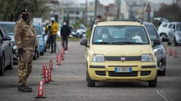 В Европе нарушили все права человека ради борьбы с коронавирусом
