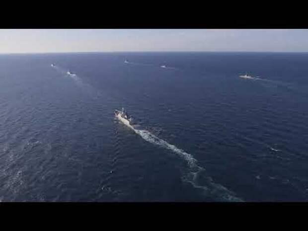 Историческое событие: Россия и Китай посылают мощный сигнал Японии и США