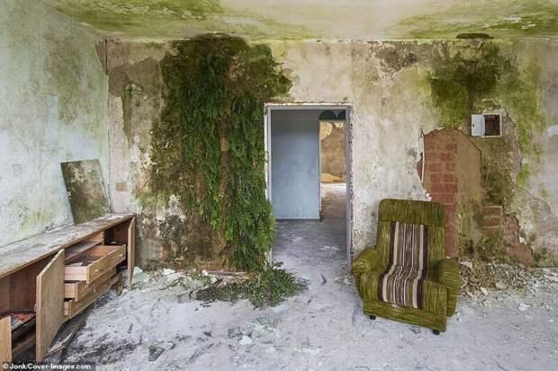 Покинутый дом престарелых в Германии