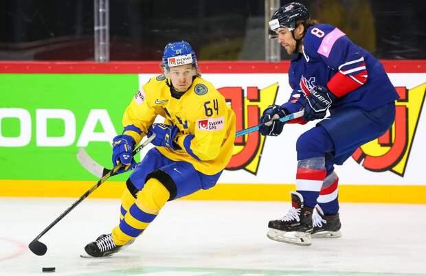 Сборная Швеции победила Великобританию и покинула последнее место в группе