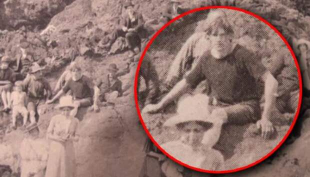 Путешественника во времени заметили на фото 1917 года