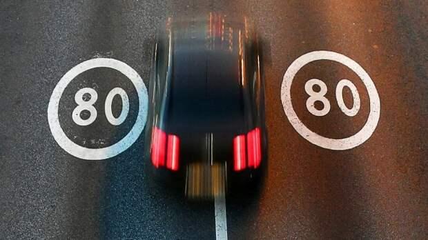 """""""Ъ"""": правительство предложило ужесточить штрафы за превышение скорости - «Авто»"""