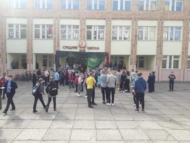 Мероприятия, посвященные 76-летию Великой Победы.